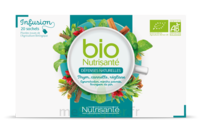 Nutrisanté Infusions Bio Tisane Défenses Naturelles 20 Sachets à TOUCY