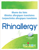 Boiron Rhinallergy Comprimés B/40 à TOUCY