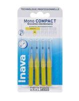Inava Brossettes Mono-compact Jaune Iso 2 1mm à TOUCY
