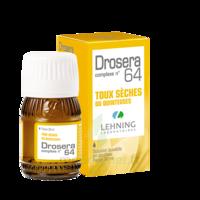 Lehning DROSERA COMPLEXE N°64 Solution buvable en gouttes Fl/30ml à TOUCY