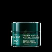 Nuxe Bio Masque Détoxifiant Eclat 50ml à TOUCY