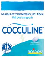 Boiron Cocculine Comprimés Orodispersibles B/40 à TOUCY